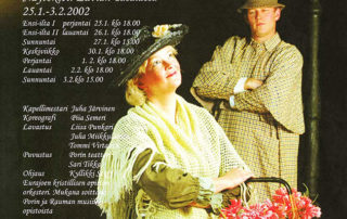 My Fair Lady 2002